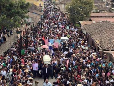 """La Misión Internacional """"Justicia para Berta Cáceres"""" dio a conocer su Informe Final """"El asesinato de Berta Cáceres evidencia que Honduras es uno de los países más peligrosos para defensores de derechos humanos"""""""